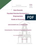 Comunicación y tecnicas de expresion en español.ECO.2013-14.pdf