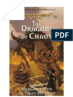 Dragon Lance - Anthologies 3 - The Dragons of Chaos