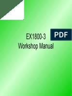 HITACHI EX1800-3 EXCAVATOR Service Repair Manual.pdf