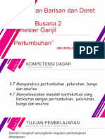 PPT PERTUMBUHAN