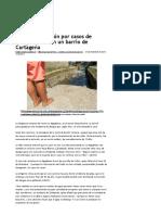 Hay Preocupación Por Casos de Dengue Grave en Un Barrio de Cartagena _ EL UNIVERSAL - Cartagena