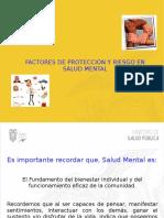Factores de Protección y Riesgo