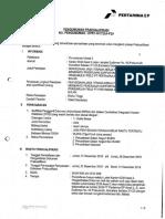 Lelang Jasa Tenaga Kerja Paket 4 Pertamina Prabumuli - 22-12-2018