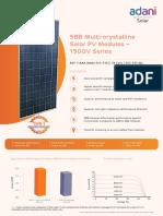 Solar Inverter Pvs300 Flyer