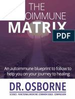 Autoimmune Matrix Dr Peter Osborne eBook