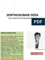 SENTHILKUMAR DOSS -play architecture.pptx