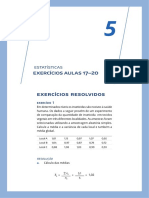 Estatistica 05 Exercicios ALUNO Completo