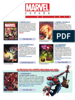 396197265 Catalogo Marvel Enero 2019