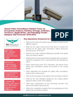 Global Video Surveillance Market