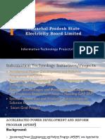 Himachal Pradesh State Electricty Board APDRP status
