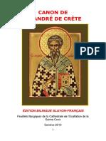 Canon Andre Le Crete