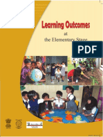 Learning Outcomes at Elementary Stage - 2017