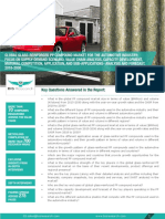 Global Glass-Reinforced PP Compound Market for the Automotive Industry