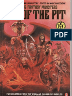 Steve Jackson & Ian Livingston's Fighting Fantasy - Out of the Pit