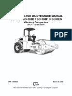 Ingersoll Rand SD100 manual de mantenimiento y operacion series 188570 .pdf