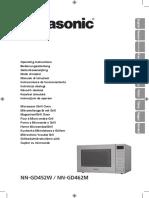 Micro Ondas Panasonic