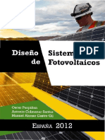 Diseño de Sistemas Fotovoltaicos