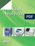 Medical Analyzers Spec2017