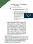 Obligaciones Civiles VS Obligaciones Tributaria