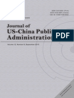 JUCPA Volume 12, Number 9, September 2015 (Serial Number 119)