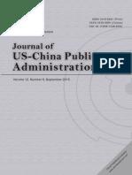 JUCPA Volume 12, Number 9, September 2015 (Serial Number 119)