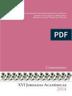 jornadas académicas 2014