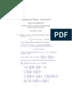 Variational Calculus