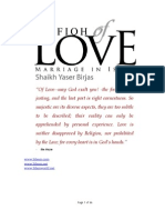 Fiqh of Love