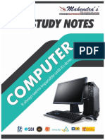 Study Notes Computer Eng 22-02-18