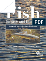 John F Leatherland, Patrick T K Woo - Fish Diseases and Disorders, Volume 2_ Non-Infectious Disorders, Second Edition (2010)