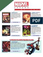 Catalogo Marvel Enero 2019