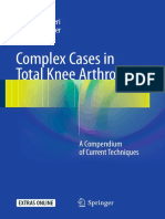 Complex Cases in Total Knee Arthroplasty