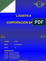 Expo 2003 Logistica BACKUS