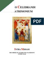 Sacrament of Matrimony - Liturgical Rites within Mass.pdf