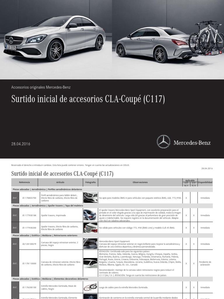 a0008211856 Original Mercedes adaptador 13 pines en lata de 7 clavijas de enchufe remol