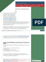 Javarevisited Blogspot Com 2018 07 How to Setup Jndi Databas