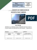 G&D 2164089 PET17 004 V1_PETS Fabricación de Soportes Para Tuberias