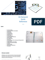 5G Quick References