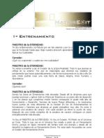 MatrixExit_01_Entrenamiento