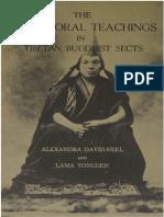 1967 Secret Oral Teachings in Tibetan Buddhist Sects by David-Neel s.pdf