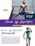 Check Up Deportivos - Fitlab