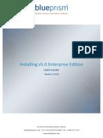 Blue Prism User Guide - Installing v5.0 Enterprise Edition
