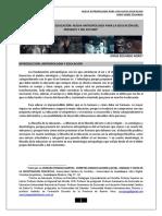 351. FILOSOFIA DE LA EDUCACION + NUEVA ANTROPOLOGIA PARA UNA NUEVA EDUCACION