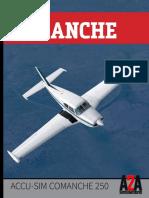 A2A Comanche250 Pilot's Manual