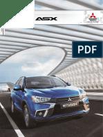 Catálogo ASX MY18 (MPI  DI-D)