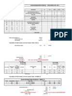 Load Balance Sheet 333
