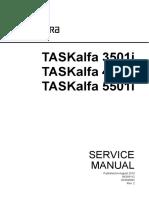 task alfa 5001i manual de servicio