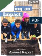 Impact - Annual Report (2017-18)