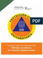 Programa Interno de Proteccion Civil Daca