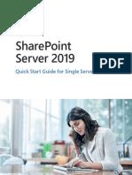 SharePoint Server 2019 Quick Start Guide
